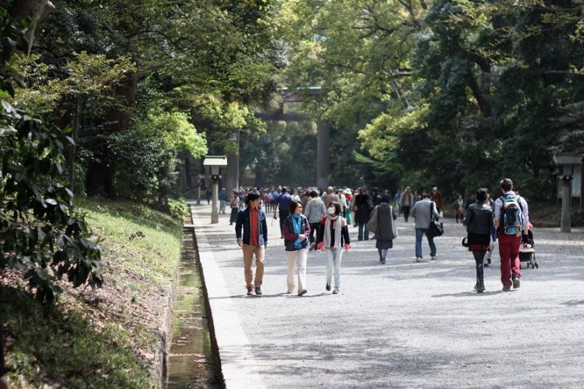 japan-yoyogi-park-tokyo