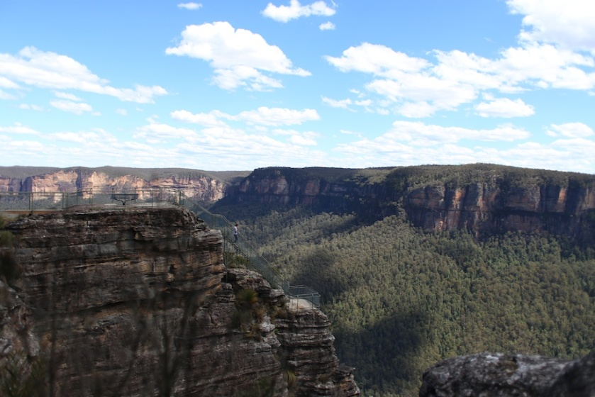 blue mountains | south by north