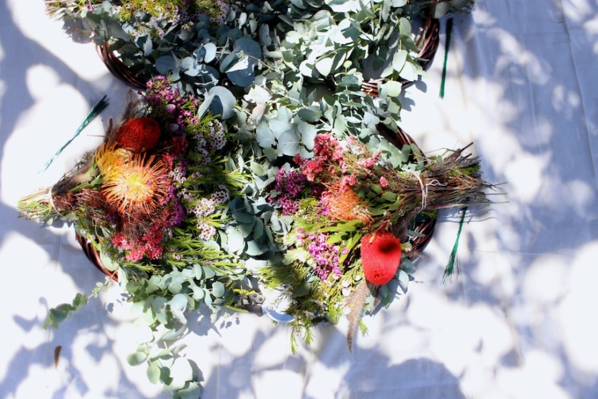 wreath-making workshop | south by north