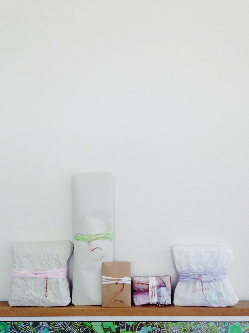 post a parcel | south by north