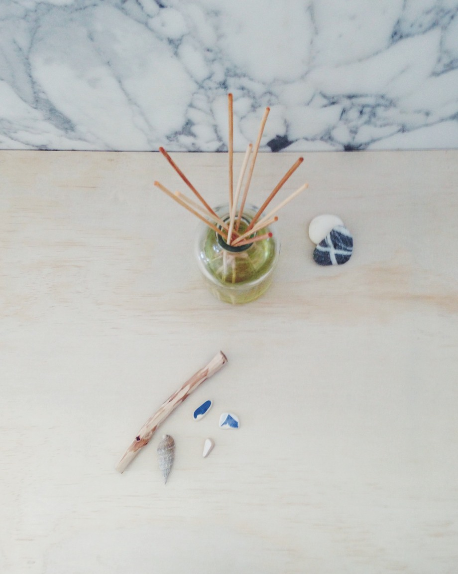 eucalyptus and lavender diffuser diy | south by north