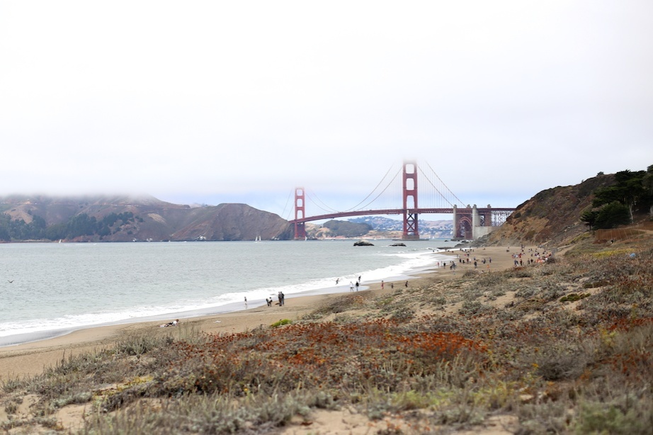 baker beach | south by north
