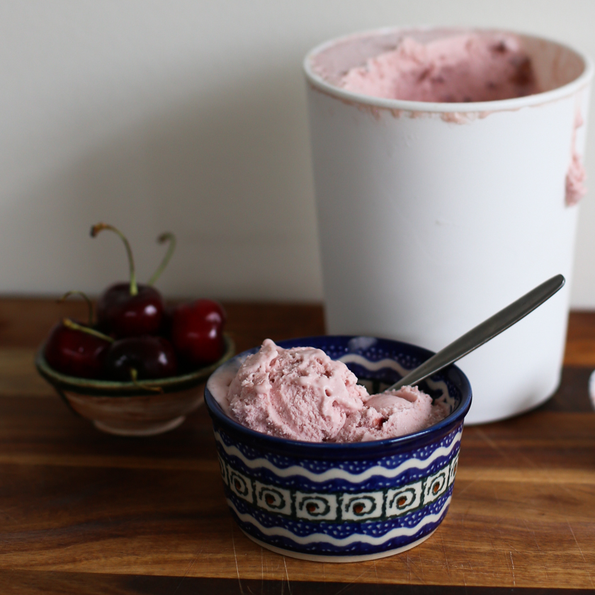 cherry ice cream | south by north