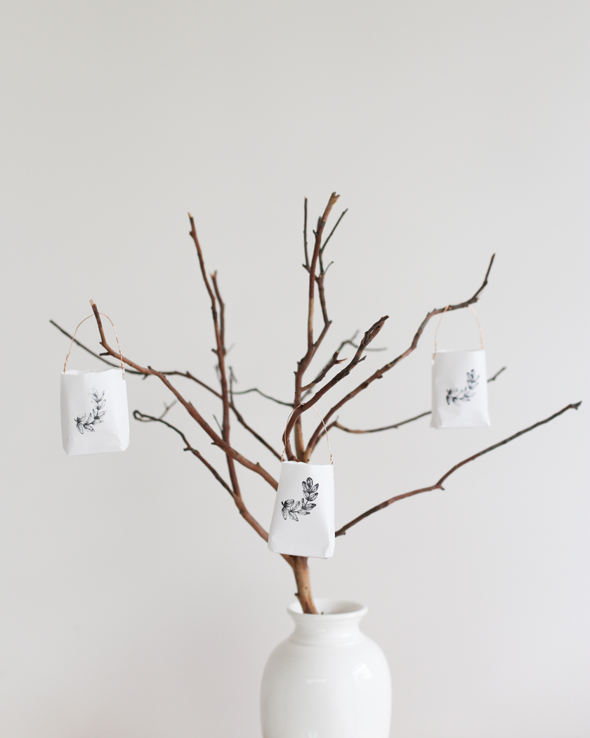 paper votive decorations | south by north