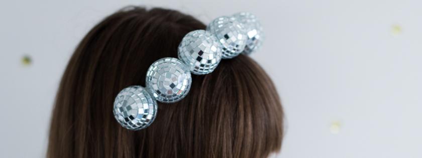 disco headband