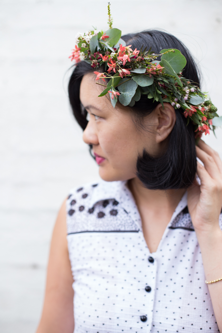 flower crowns | south by north