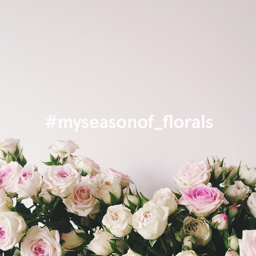 my season of florals | south by north