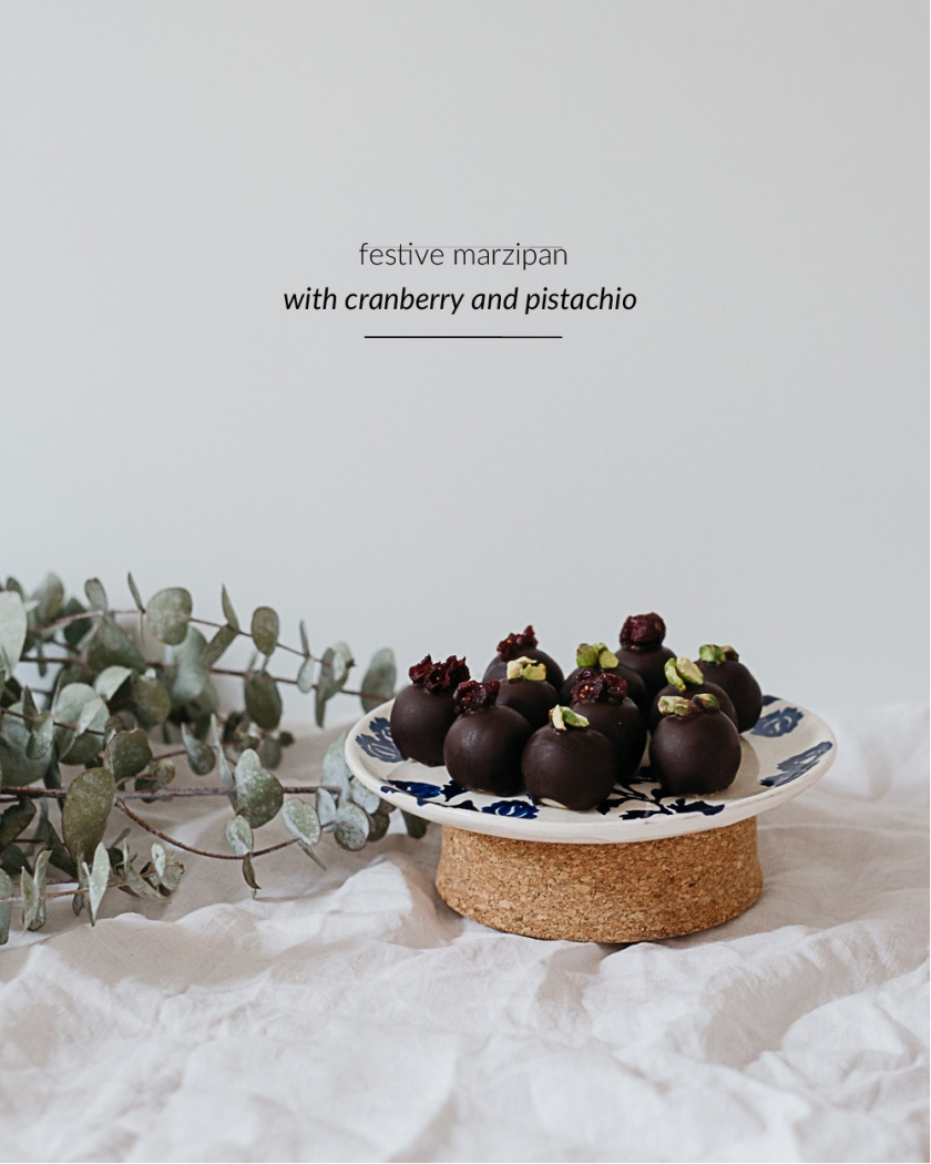 festive marzipan | south by north